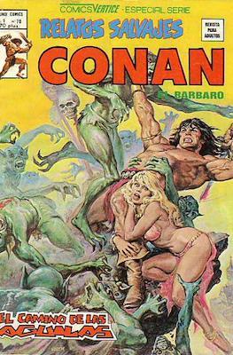 Relatos salvajes V.1 (Grapa, 84 páginas (1974)) #78