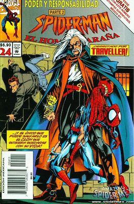 Spider-Man el Hombre Araña (1996-1998) (Grapa) #24