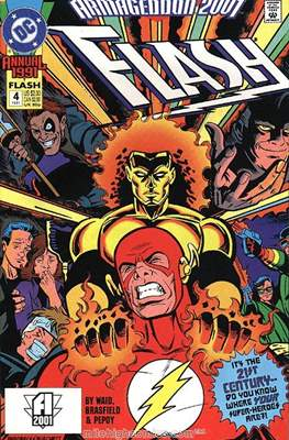 The Flash Annual Vol. 2 #4