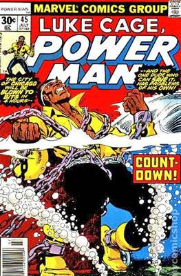 Hero for Hire / Power Man Vol 1 / Power Man and Iron Fist Vol 1 (Comic Book) #45
