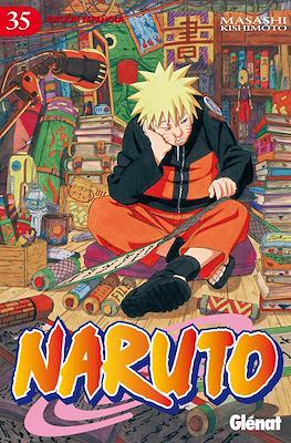 Naruto (Rústica con sobrecubierta) #35
