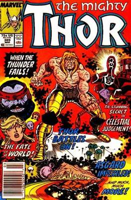 Journey into Mystery / Thor Vol 1 (Comic Book) #389