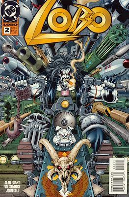 Lobo Vol. 2 (1993 - 1999 Grapa) #2