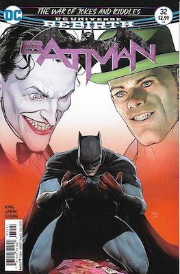 Batman Vol. 3 (2016-) #32