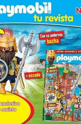 Playmobil (Grapa, 36 páginas, color) #35
