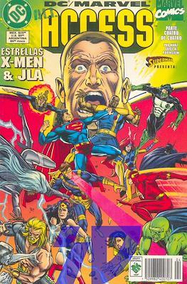 DC/Marvel All Access (Rústica) #4
