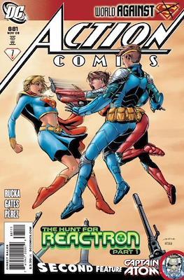 Action Comics Vol. 1 (1938-2011; 2016-) #881