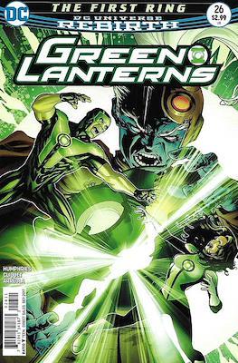 Green Lanterns Vol. 1 (2016-2018) (Comic-book) #26