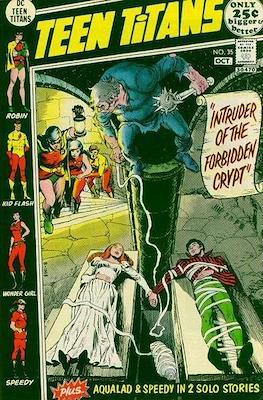 Teen Titans Vol. 1 (Comic-Book) #35