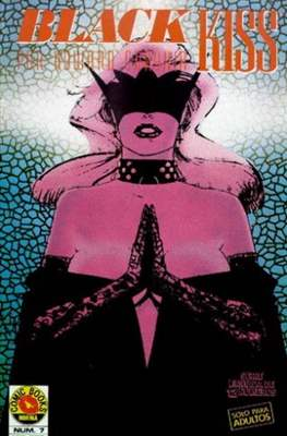 Black Kiss (Grapa 12 pp) #7