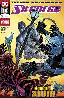 The Silencer (2018) (Comic Book) #2
