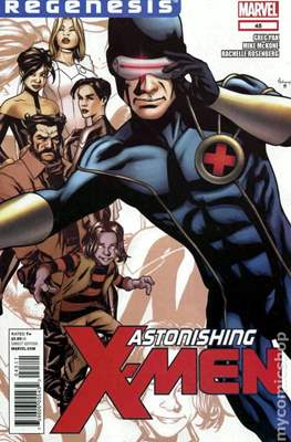 Astonishing X-Men (Vol. 3 2004-2013) (Comic Book) #45