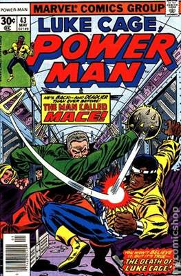 Hero for Hire / Power Man Vol 1 / Power Man and Iron Fist Vol 1 (Comic Book) #43