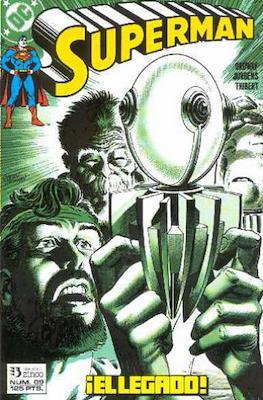 Superman: El Hombre de Acero / Superman Vol. 2 (Grapa 36 pp) #69