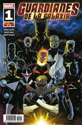 Guardianes de la Galaxia (2013-) (Grapa) #64/1