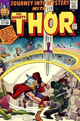 Journey into Mystery / Thor Vol 1 (Comic Book) #111