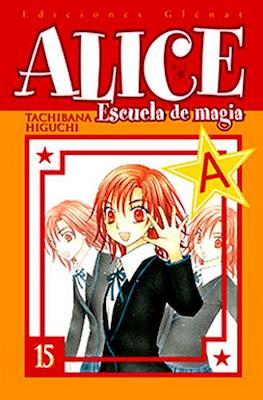 Alice. Escuela de magia (Rústica con sobrecubierta) #15
