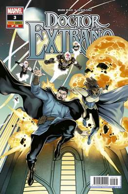 Doctor Extraño (2016-) #36/3
