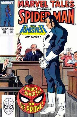 Marvel Tales (Comic Book) #222