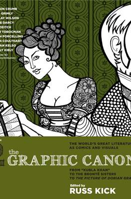 The Graphic Canon (Softcover 448-576 pp) #2