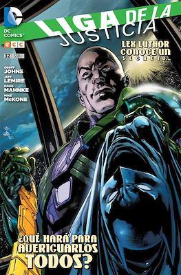 Liga de la Justicia. Nuevo Universo DC / Renacimiento (Grapa) #32