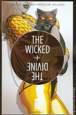 The Wicked + The Divine (Comic Book) #17