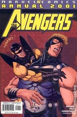 The Avengers Vol.3 Annuals (1998-2004) (Comic-Book) #2001