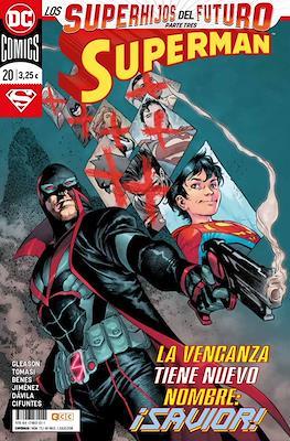 Superman. Nuevo Universo DC / Renacimiento (Grapa) #75/20
