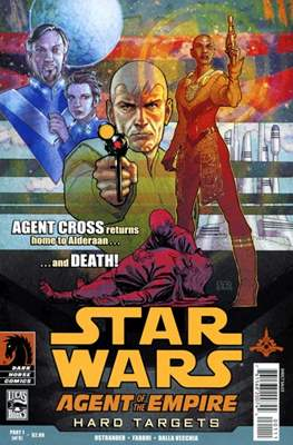 Star Wars: Agent of the Empire - Hard Targets (Comic Book) #1