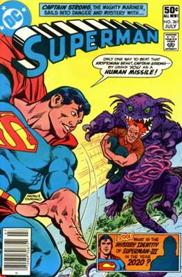 Superman Vol. 1 / Adventures of Superman Vol. 1 (1939-2011) (Comic Book) #361