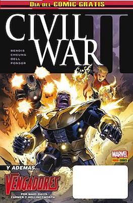 Civil War II. Día del Cómic Gratis Español 2016