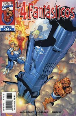 Los 4 Fantásticos Vol. 3 (1998-2001). Heroes Return #24