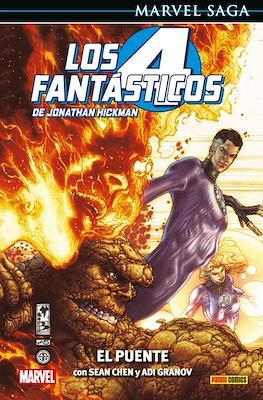 Marvel Saga: Los 4 Fantásticos de Jonathan Hickman #1