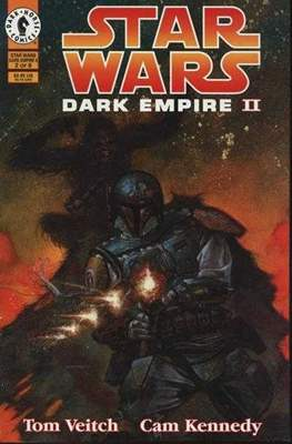 Star Wars: Dark Empire II (Comic Book) #2