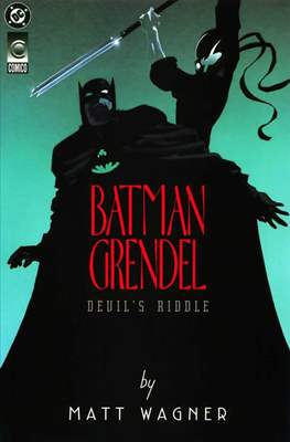 Batman / Grendel: Devil's Riddle