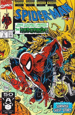 Spider-Man (Vol. 1 1990-2000) (Comic Book) #6