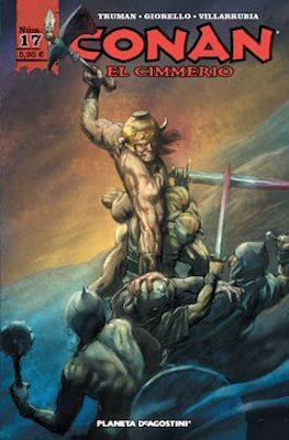 Conan el Cimmerio (Grapa 24-48-72 pp) #17