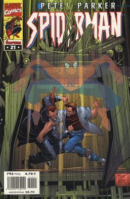 Spiderman Vol. 4 Peter Parker Spiderman ( 1997-1999) (Rústica 96-128 pp) #21
