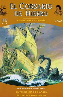 El Corsario de Hierro. Fans (2004-2005) (Rústica, 64 páginas) #5