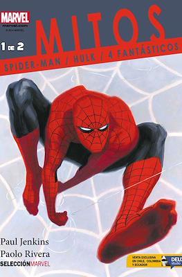 Selección Marvel 2 (Rústica) #1