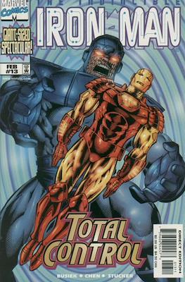 Iron Man Vol. 3 (1998-2004) (Comic Book) #13