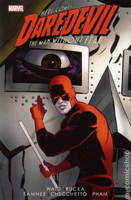 Daredevil by Mark Waid (Hardcover 112-144 pp) #3