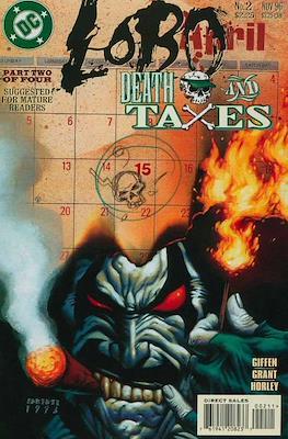 Lobo: Death and Taxes (Comic Book 24 pp) #2