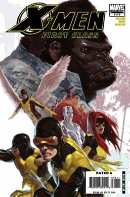 X-Men First Class Vol.1 (Comic Book 24 pp) #8