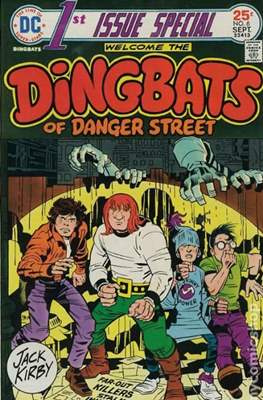 First Issue Special (1975-1976) #6