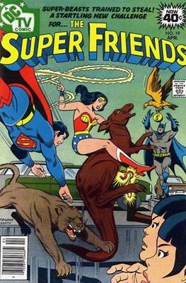 Super Friends Vol.1 (1976-1981) (Grapa, 32 págs.) #19
