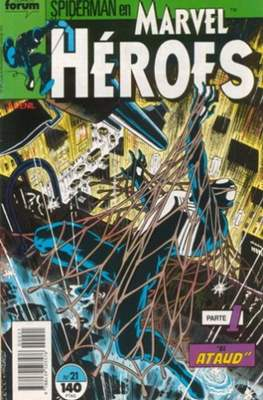 Marvel Héroes (1986-1993) (Grapa 32 pp) #21