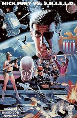 Nick Fury Vs Shield (Grapa) #6