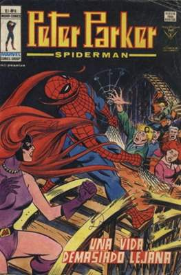 Peter Parker Spiderman Vol. 1 (1978-1980) (Grapa 36 pp) #6