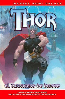 Thor de Jason Aaron. Marvel Now! Deluxe #1